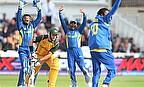 ICC WT20: Sangakkara Leads Sri Lanka Through
