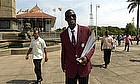 ICC WT20: Bravo Brilliance Becalms India At Lord's
