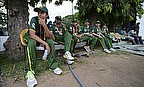 Pakistan Take Eight-Wicket Win Over West Indies