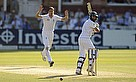 England Take The Honours On Weather-Hit Day Three