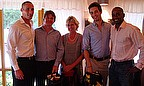 Golf Day Raises More Than £500 For Hampshire Charity