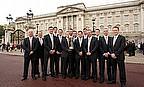 Nottinghamshire Receive Championship Trophy