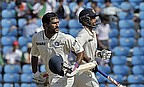 Dravid And Dhoni Miss Milestones But India In Charge