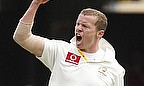 Siddle Celebrates An Ashes Hat-Trick