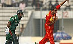 Zimbabwe Claim Nine-Run Win Over Bangladesh
