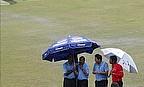 Bangladesh And Zimbabwe Frustrated By Rain