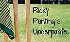 Ricky Ponting's Underpants - Paul Lazenby