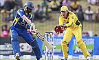 Tharanga Leads Sri Lanka To Eight-Wicket Victory