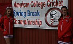 Teams Named For 2011 Spring Break Championship