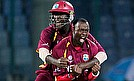 Cricket World® TV - World Cup - Roach Takes Hat-Trick
