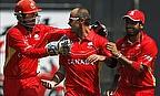 Cricket World® TV - World Cup 2011 Update - Canada Taste Victory