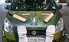 Full Speed Ahead As World Goes Cricket Mad