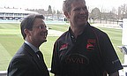 Haywood Continues As Chairman, Oval Stay On Board