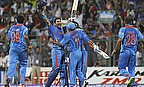 Cricket Betting: India Hit Bookmakers For Six