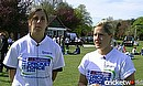 Cricket World® TV - Jenny Gunn/Katherine Brunt