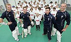 Santander Corporate Banking Become Community Partner Of Sussex Cricket