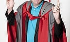 Phil Tufnell Awarded Honorary Doctorate