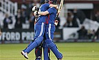 England Complete Resounding 196-Run Win Over India