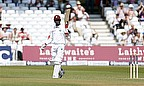 Samuels Century Sets Up West Indian Victory