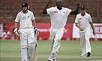 Zimbabwe Check New Zealand's Progress