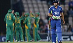 Bresnan Out Of England's Opening Game
