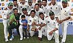 Pakistan Seal Series Whitewash