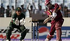 Leicestershire Sign Sarwan For 2012