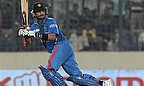 Superb Kohli Keeps India's Asia Cup Hopes Alive