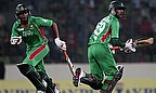 Bangladesh Beat Zimbabwe To Stay In Tournament