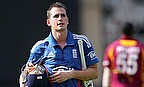 Hales Falls For 99 But England Beat West Indies