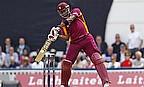 Gayle And Pollard Blast West Indies To Victory