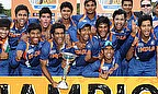 Chand Leads Team To World Cup Triumph