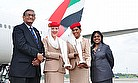 ICC World T20 Trophies Arrive In Sri Lanka