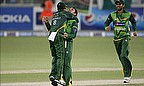 Pakistan Win Thriller In Dubai