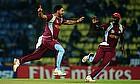 West Indies Survive Morgan Magic
