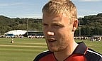 Cricket Video - Boxer Andrew Flintoff Exclusive On Ashes, Boycott And Bairstow - Cricket World TV