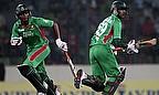Bangladesh Clinch Series In Tense Finale