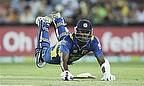 Sri Lanka Celebrate Twenty20 Win On Australia Day