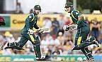 Watson Century Sets Up Australia Series Win