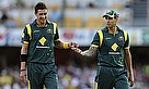 Starc Returning Home To Undergo Ankle Surgery