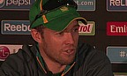 De Villiers Pleased To Have Passed Wanderers Test