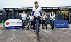 PruProtect And Yorkshire Tea Get Behind Chance To Ride With Michael Vaughan