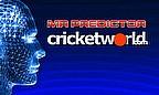 Cricket World TV - Mr Predictor - Win £300
