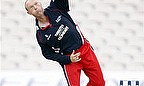 Gary Keedy bowling for old club Lancashire