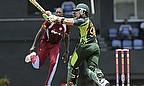 Pakistan And West Indies Tie Third ODI