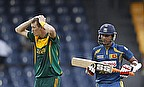 Sri Lanka Win Rain-Ruined Match