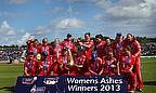 England Women Win Final Ashes T20