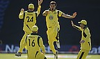 England Prevail Despite McKay Hat-Trick
