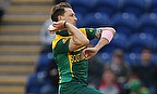 Steyn in delivery stride