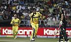 Ashwin celebrates